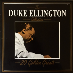Duke Ellington ‎- The Duke Ellington Collection: 20 Golden Greats (LP) (G/VG-)